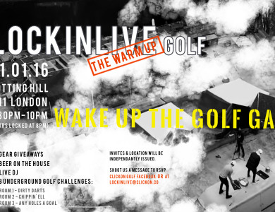LOCKINLIVE Golf2016