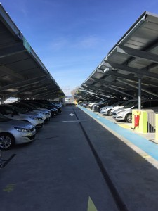 OK, it's bigger, but is the car-hire facility at Nice Airport essentially any better?