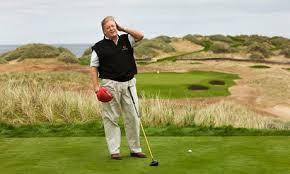 trump:golf