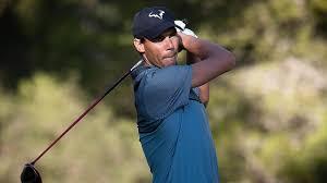 rafa @ golf
